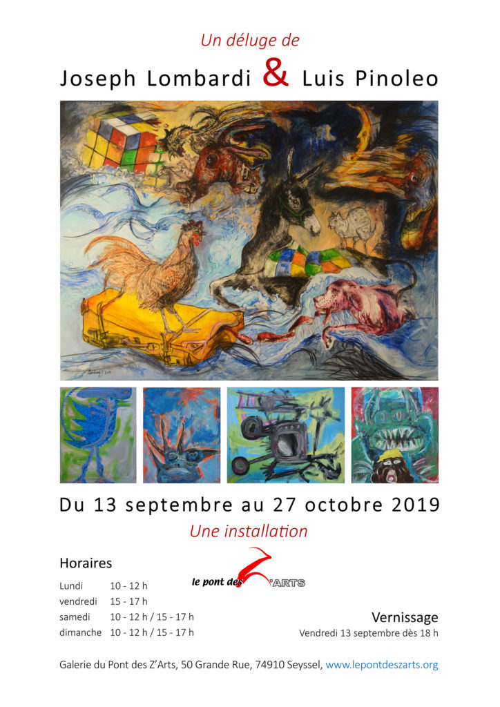 Exposition jusqu'au 27 octobre