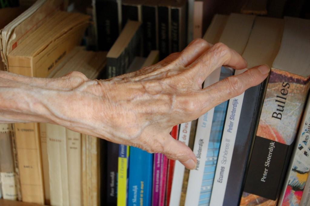 La main d'Andrée