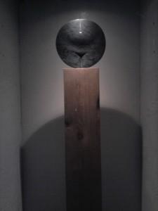 Projet de sculpture refusé pour la tombe de Grisélidis Réal
